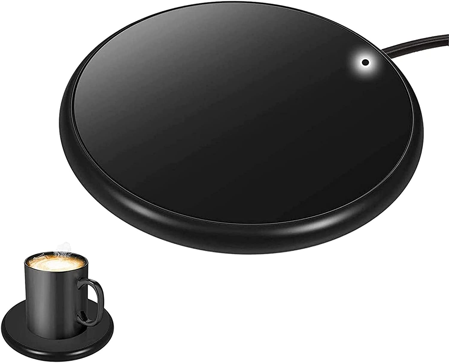 Max 53% OFF Coffee Mug Warmer with Auto Shut W Cup Gravity-induction Beauty products on Off