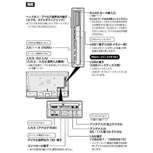 『シャープ 40V型 液晶 テレビ AQUOS 4T-C40AJ1 4K Android TV 回転式スタンド 2018年モデル』のトップ画像