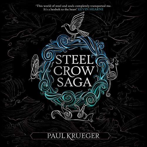 Couverture de Steel Crow Saga