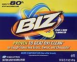 Biz Detergent Stain and Odor Eliminator, 50 Oz