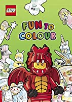 LEGO®: Fun to Colour