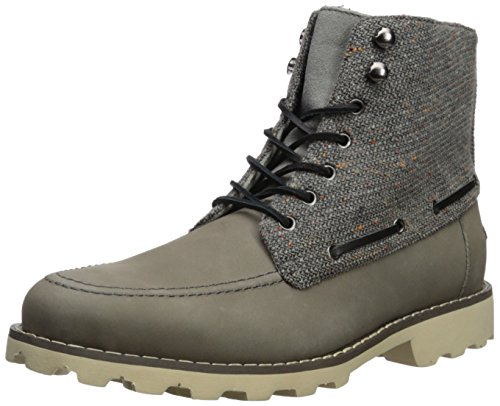 Generic Surplus Men's Mojave Mixed Material Lace-up Boot, Satellite Grey, 8.5 M US
