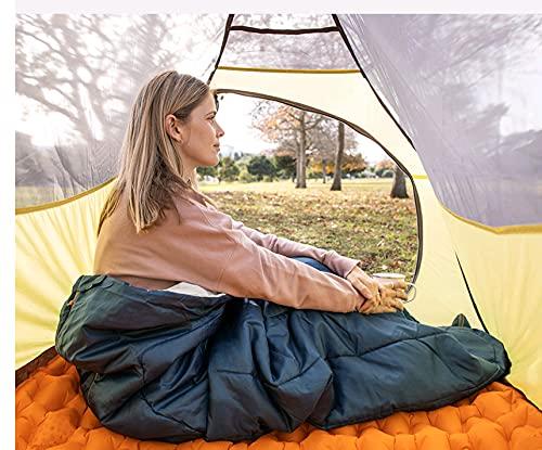 Schlafsack Schlafsack Schlafsack Ultraleicht kompakte Baumwolle Umschlag Sommer Outdoor...
