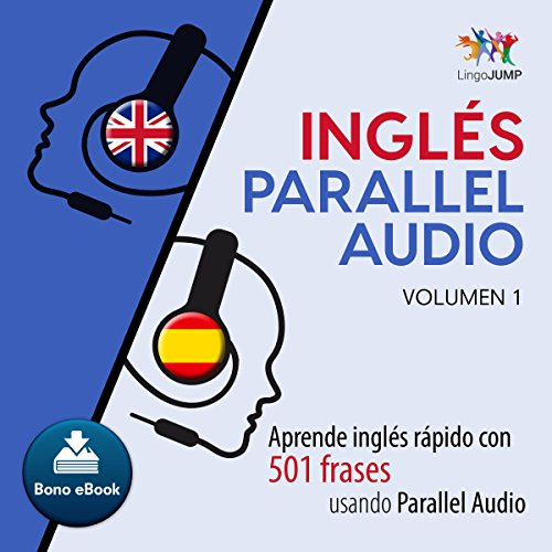 Inglés Parallel Audio [English Parallel Audio] audiobook cover art