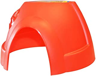 LIVING WORLD 61382 Igloo Dome Hideout for Small Animal, Medium (Color May Vary)