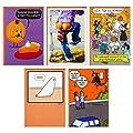 Hallmark Shoebox Funny Halloween Cards Assortment (5 Cards with Envelopes)