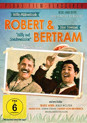 Robert und Bertram (Willy auf Sondermission) (Pidax Film-Klassiker)