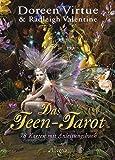 Das Feen-Tarot: 78 Karten mit Anleitungsbuch - Doreen Virtue