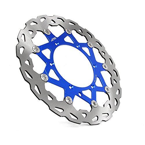 Nero YSMOTO Paramani per Moto K.T.M 150 XCW 250 350 EXC-F XC-F 250 XC-W 450 XCF 17-19 250 XC 18-19 300 XC XCW 500 EXCF 17-18 300 XCW TPI 450 EXCF 19 Dirt Bike