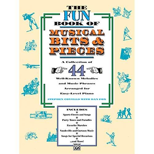Alfred 00-6016 El libro Fun de Bits and Pieces Musicales - M-sica...