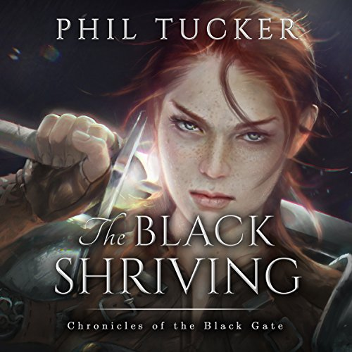 The Black Shriving cover art