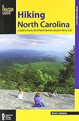 Hiking North Carolina by Randy Johnson