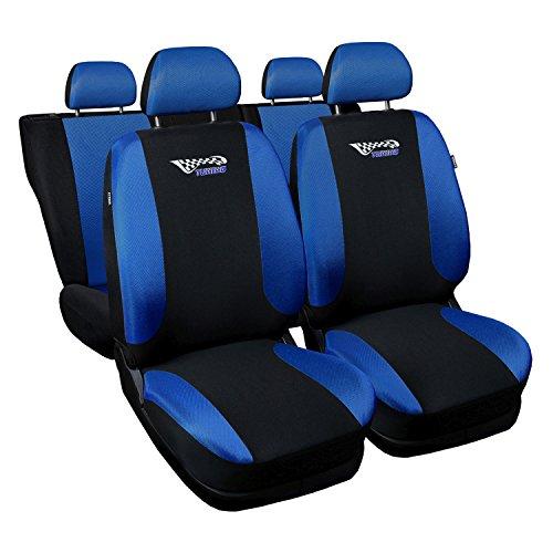 GSC Sitzbezüge Universal Schonbezüge kompatibel mit OPEL MERIVA