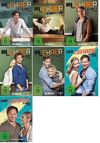Staffel 1-7 (18 DVDs)