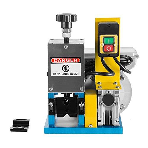 Chrisun Manuel Machine à Dénuder Pour Diamètre De Φ0,06~0.90,98 Pouces Machine à Dénuder Pour Recyclage Cuivre Cable Machine à Dénuder Le Cuivre