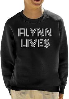 Flynn Lives Tron Legacy Kid's Sweatshirt
