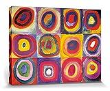 1art1 Wassily Kandinsky - Farbstudie, Quadrate Mit