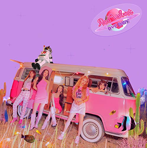 [Album]The ReVe Festival Day 2:7th Mini Album – Red Velvet[FLAC + MP3]