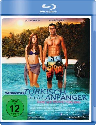 Turkish for Beginners (2012) ( Türkisch für Anfänger ) (Blu-Ray)