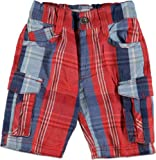 Babyface Baby Jungen Shorts, Rot, Größe 68