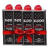 Zippo Fluid 3141 Fuel Lighter Pack of 4