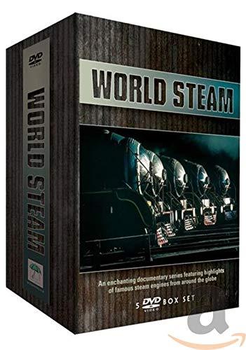 Preisvergleich Produktbild World Steam [5 DVDs]