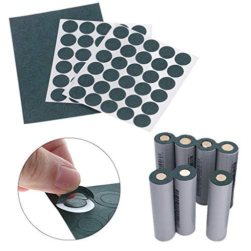 Kalttoy 1S 18650 Batterie Isolierung Gerstenpapier Li Cell Isolierkleber Patch