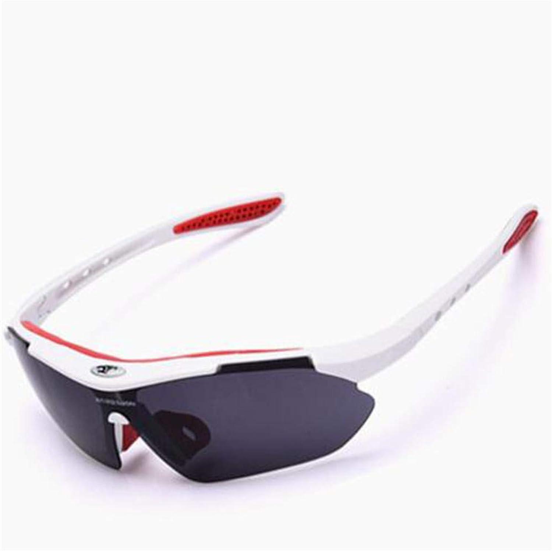 Fashion Tornado Cycling Running Sports Sunglasses The Sun Outdoor High-Definition Myopia Wind Boxed Glasses Retro (color   11)