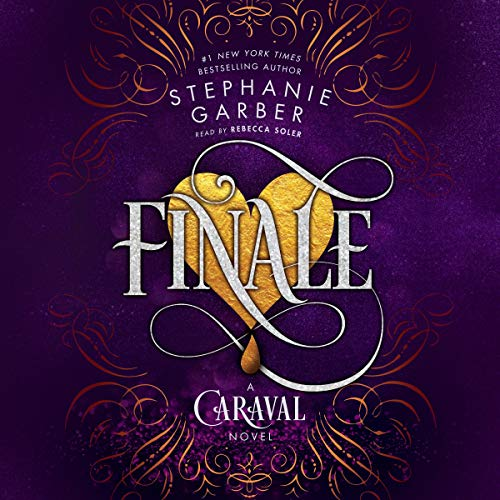 Finale audiobook cover art