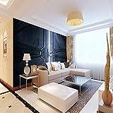 ZJFHL Wandtuch tapete Geige Fototapete 3D straße graffiti kunst mural wohnzimmer esszimmer wand dekoration wandbild 200CMx140CM