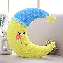 MASSJOY Star Moon Cloud Pillow Cushion, Bedside Sofa Sleeping Pillow, Plush Toy Gift.-40cm