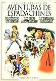 Triple Pack 'Aventuras De Espadachines' 1:La Mascara De Hierro+Los Tres Mosqueteros+La Venganza De Milady [DVD]