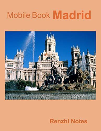 Mobile Book Madrid (English Edition)