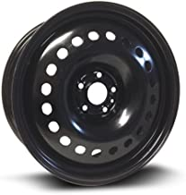 RTX, Steel Rim, New Aftermarket Wheel, 18X7.5, 5X110, 65.1, 40, black finish X48510