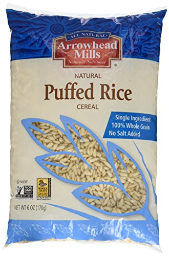 Arrowhead Mills Puffed Rice Cereal, 6 oz