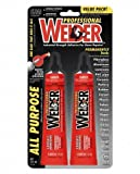 Homax 730657 1 Oz Professional Welder Adhesive 2 Count