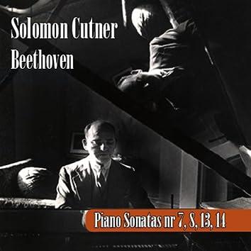 Ludwig Van Beethoven : Piano Sonatas 7,8,13 & 14
