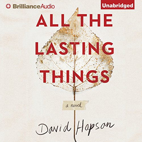 All the Lasting Things audiobook cover art