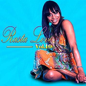 DJ Ebou - Rasta Love, Vol. 10