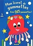 MON LIVRET DE GOMMETTES (PIEUVRE)