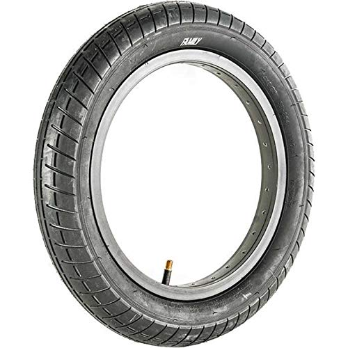 Family Neumáticos BMX de 20' x 2,4', color negro