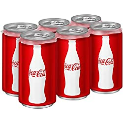 Coca-Cola, 7.5 fl oz, 6 Pack