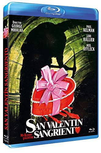 San Valentín Sangriento BD 1981 My Bloody Valentine Blu-ray