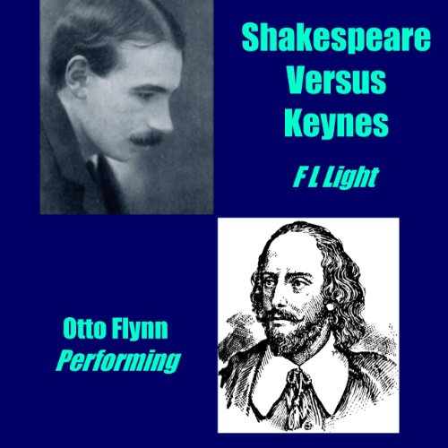 Shakespeare Versus Keynes audiobook cover art