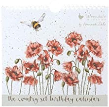 Wrendale 2021 Zoology Calendario sottile