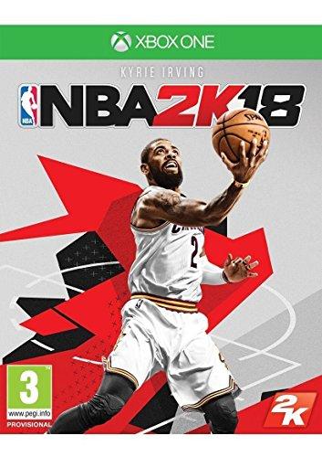 NBA 2k18 (Xbox One) UK IMPORT REGION FREE