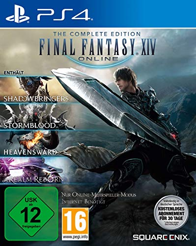 Final Fantasy XIV Complete Edition (PlayStation PS4)