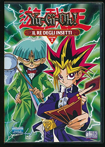 PLTS Yu-gi-oh! Il Re Degli Insetti Vol.2 DVD D260003