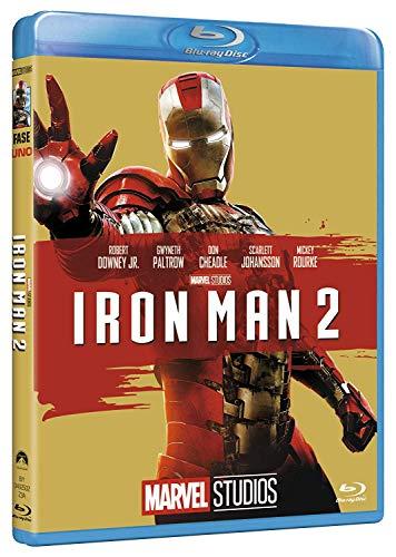 Iron Man 2 10° Anniversario Marvel Studios (Blu Ray)