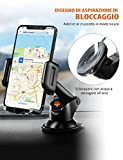 Zoom IMG-1 supporto smartphone per auto mpow